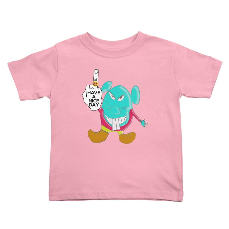 Mousie supports the HAND GESTURE FOR eARTh Kids Toddler T-Shirt by H.A.N.D. GESTURE FOR eARTh! • View COLLECTIONS Too