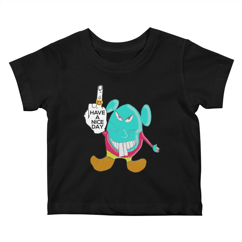 Mousie supports the HAND GESTURE FOR eARTh Kids Baby T-Shirt by H.A.N.D. GESTURE FOR eARTh! • View COLLECTIONS Too