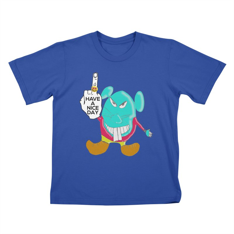 Mousie supports the HAND GESTURE FOR eARTh Kids T-Shirt by H.A.N.D. GESTURE FOR eARTh! • View COLLECTIONS Too
