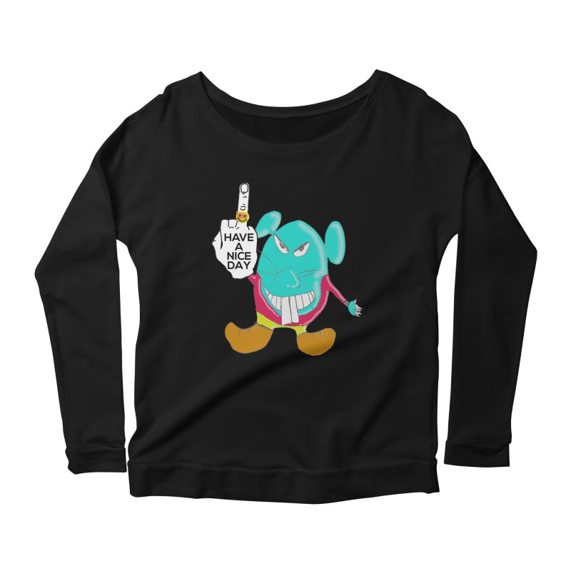 Mousie supports the HAND GESTURE FOR eARTh Women's Scoop Neck Longsleeve T-Shirt by H.A.N.D. GESTURE FOR eARTh! • View COLLECTIONS Too