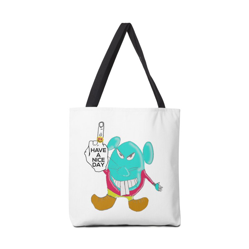 Mousie supports the HAND GESTURE FOR eARTh Accessories Tote Bag Bag by H.A.N.D. GESTURE FOR eARTh! • View COLLECTIONS Too