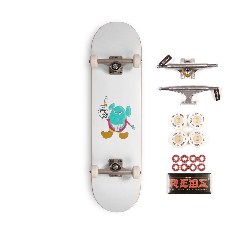 Mousie supports the HAND GESTURE FOR eARTh Accessories Complete - Pro Skateboard by H.A.N.D. GESTURE FOR eARTh! • View COLLECTIONS Too