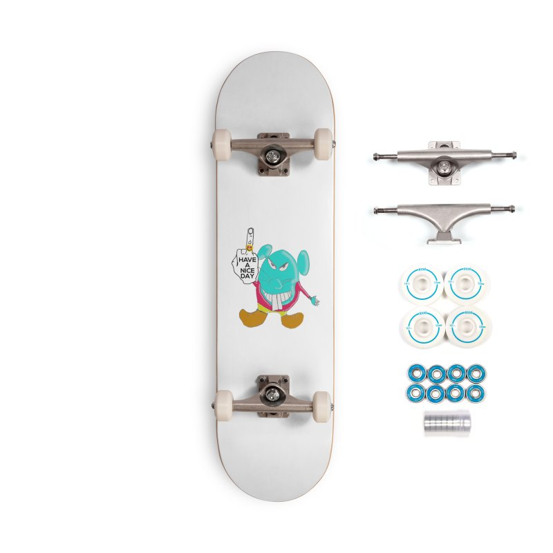 Mousie supports the HAND GESTURE FOR eARTh Accessories Complete - Basic Skateboard by H.A.N.D. GESTURE FOR eARTh! • View COLLECTIONS Too