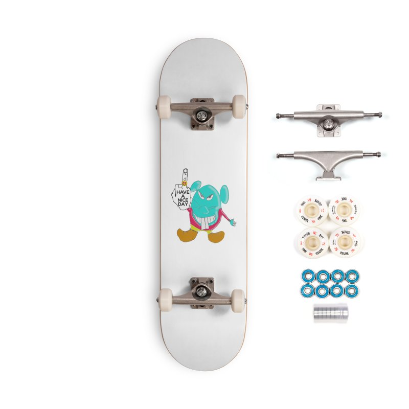 Mousie supports the HAND GESTURE FOR eARTh Accessories Complete - Premium Skateboard by H.A.N.D. GESTURE FOR eARTh! • View COLLECTIONS Too