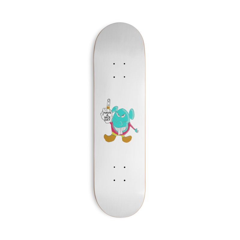 Mousie supports the HAND GESTURE FOR eARTh Accessories Deck Only Skateboard by H.A.N.D. GESTURE FOR eARTh! • View COLLECTIONS Too