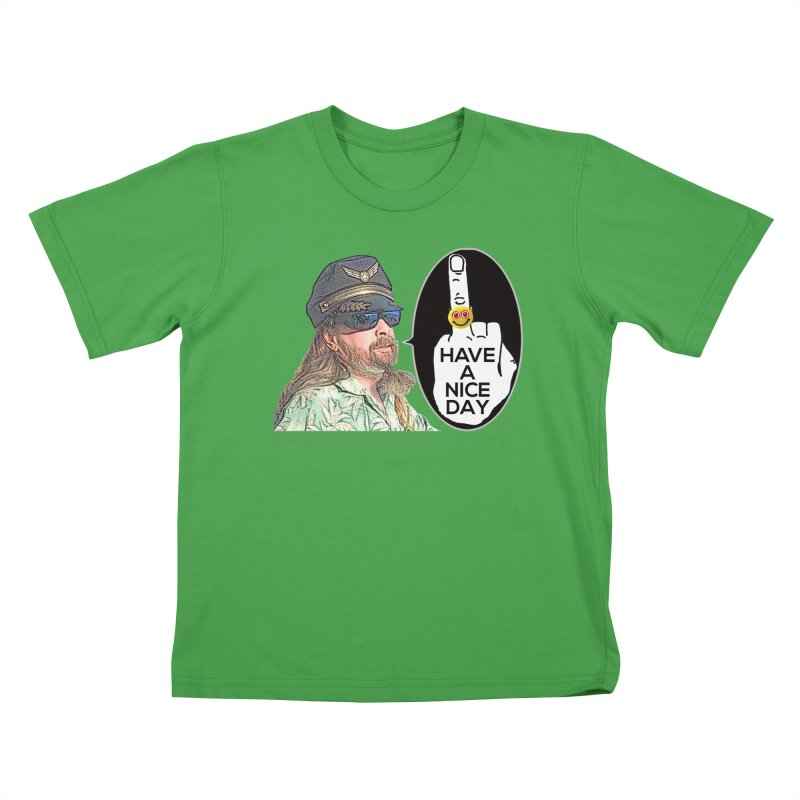 Captain Oblivious supports the HAND GESTURE FOR eARTh Kids T-Shirt by H.A.N.D. GESTURE FOR eARTh! • View COLLECTIONS Too
