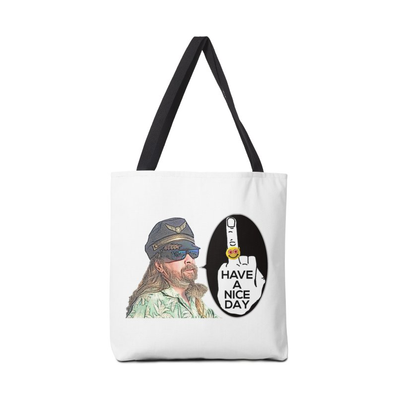 Captain Oblivious supports the HAND GESTURE FOR eARTh Accessories Tote Bag Bag by H.A.N.D. GESTURE FOR eARTh! • View COLLECTIONS Too