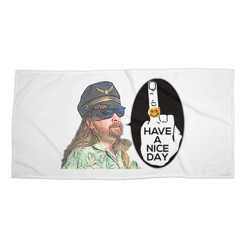 Captain Oblivious supports the HAND GESTURE FOR eARTh Accessories Beach Towel by H.A.N.D. GESTURE FOR eARTh! • View COLLECTIONS Too