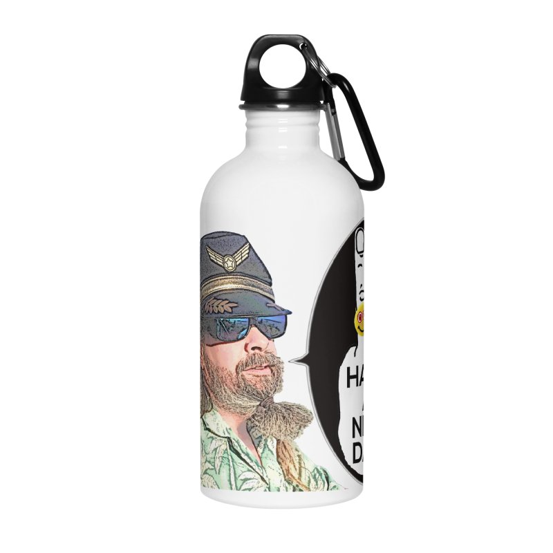Captain Oblivious supports the HAND GESTURE FOR eARTh Accessories Water Bottle by H.A.N.D. GESTURE FOR eARTh! • View COLLECTIONS Too