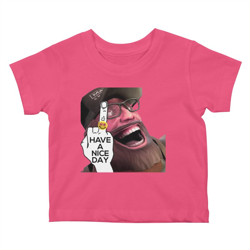 Max Haydroom supports the HAND GESTURE FOR eARTh Kids Baby T-Shirt by H.A.N.D. GESTURE FOR eARTh! • View COLLECTIONS Too