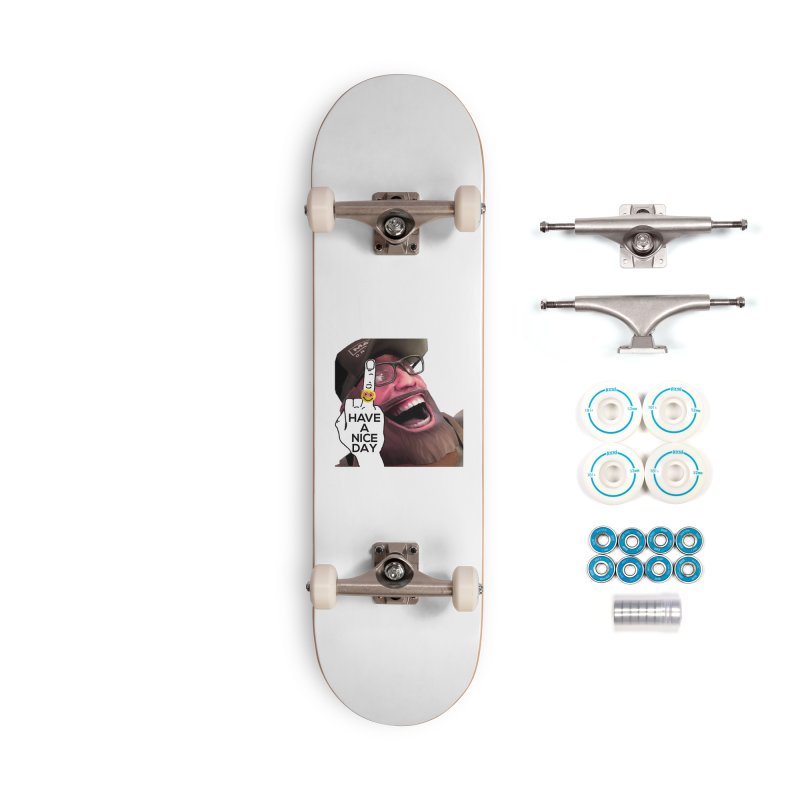 Max Haydroom supports the HAND GESTURE FOR eARTh Accessories Complete - Basic Skateboard by H.A.N.D. GESTURE FOR eARTh! • View COLLECTIONS Too
