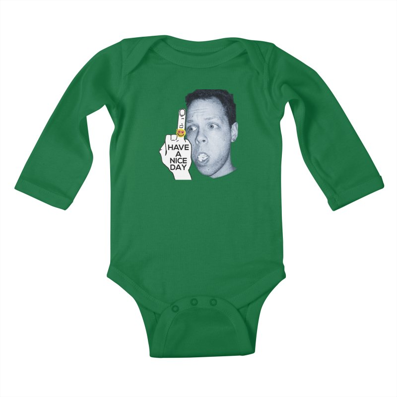 Mr. B supports the HAND GESTURE FOR eARTh Kids Baby Longsleeve Bodysuit by H.A.N.D. GESTURE FOR eARTh! • View COLLECTIONS Too