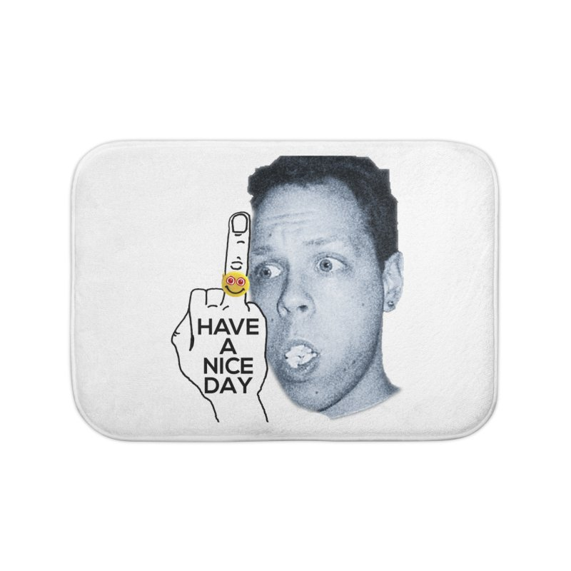 Mr. B supports the HAND GESTURE FOR eARTh Home Bath Mat by H.A.N.D. GESTURE FOR eARTh! • View COLLECTIONS Too
