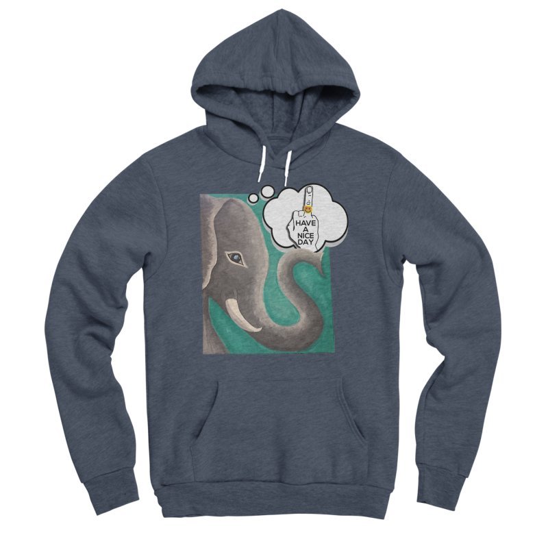 Ele supports the HAND GESTURE FOR eARTh Men's Sponge Fleece Pullover Hoody by H.A.N.D. GESTURE FOR eARTh! • View COLLECTIONS Too