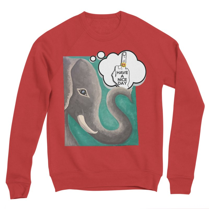 Ele supports the HAND GESTURE FOR eARTh Women's Sponge Fleece Sweatshirt by H.A.N.D. GESTURE FOR eARTh! • View COLLECTIONS Too