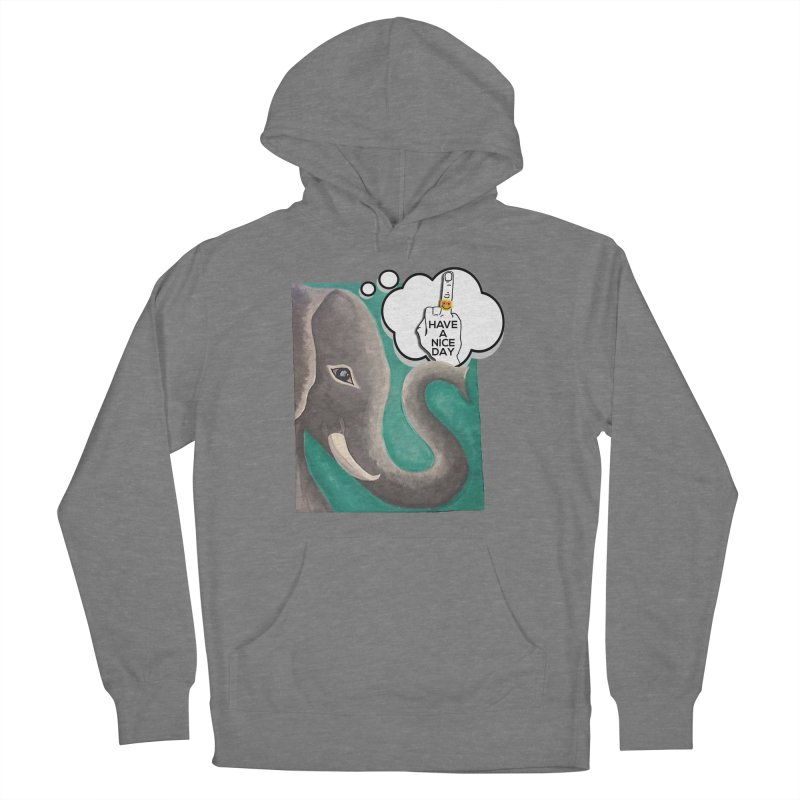 Ele supports the HAND GESTURE FOR eARTh Women's French Terry Pullover Hoody by H.A.N.D. GESTURE FOR eARTh! • View COLLECTIONS Too