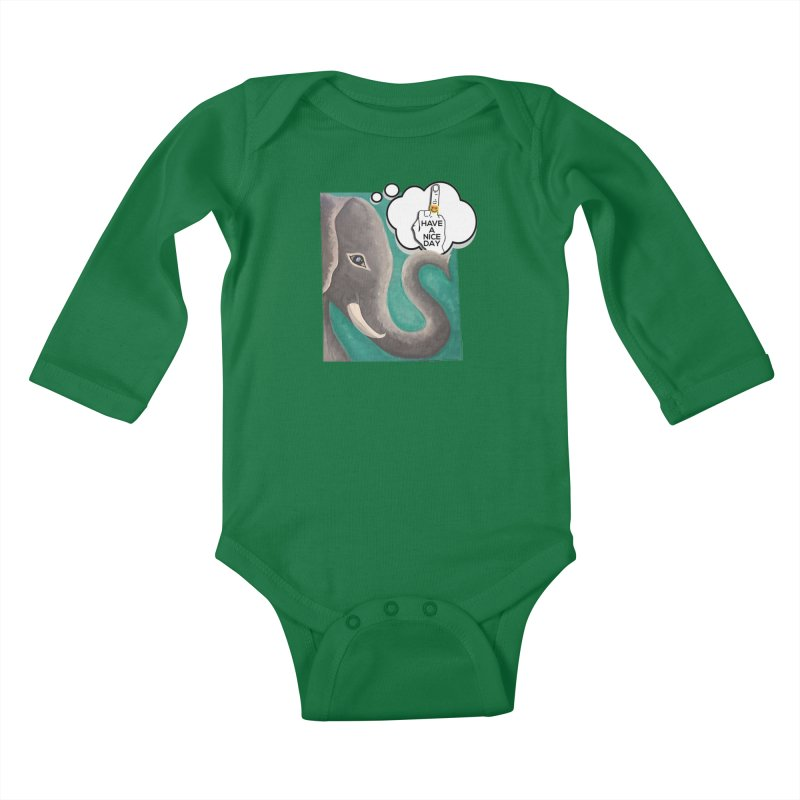 Ele supports the HAND GESTURE FOR eARTh Kids Baby Longsleeve Bodysuit by H.A.N.D. GESTURE FOR eARTh! • View COLLECTIONS Too
