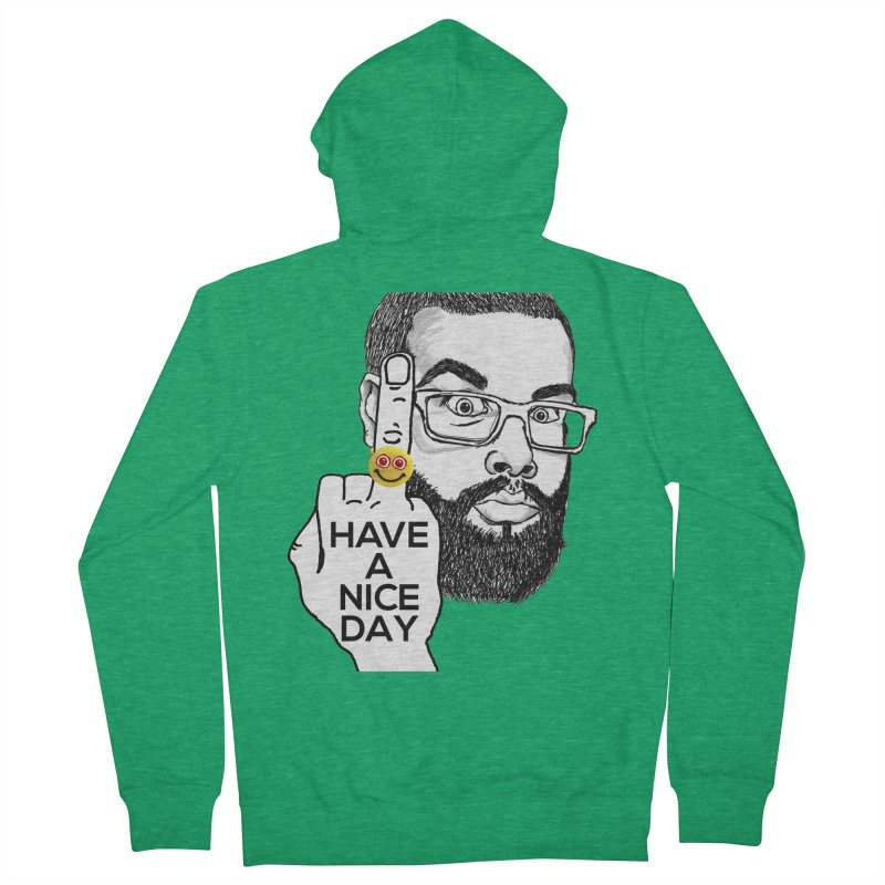 Mr. H supports the HAND GESTURE FOR eARTh Women's French Terry Zip-Up Hoody by H.A.N.D. GESTURE FOR eARTh! • View COLLECTIONS Too