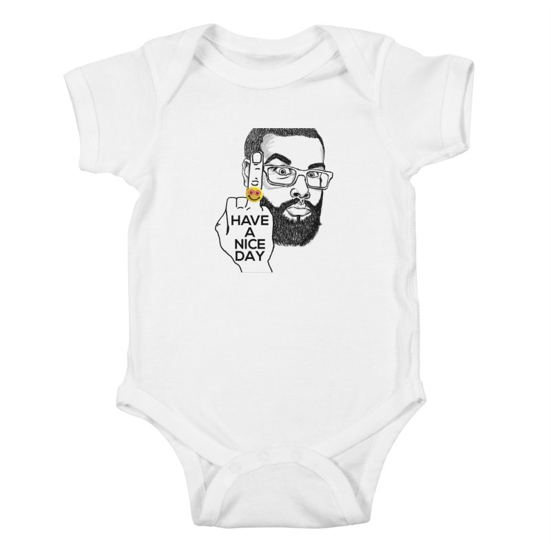 Mr. H supports the HAND GESTURE FOR eARTh Kids Baby Bodysuit by H.A.N.D. GESTURE FOR eARTh! • View COLLECTIONS Too