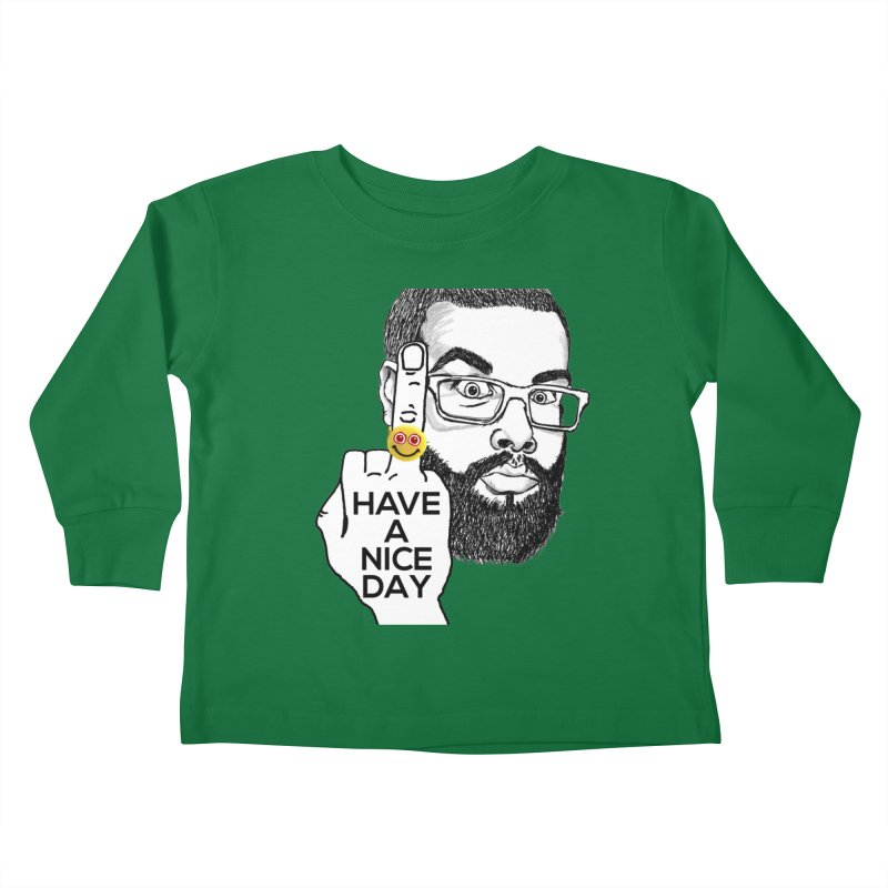 Mr. H supports the HAND GESTURE FOR eARTh Kids Toddler Longsleeve T-Shirt by H.A.N.D. GESTURE FOR eARTh! • View COLLECTIONS Too