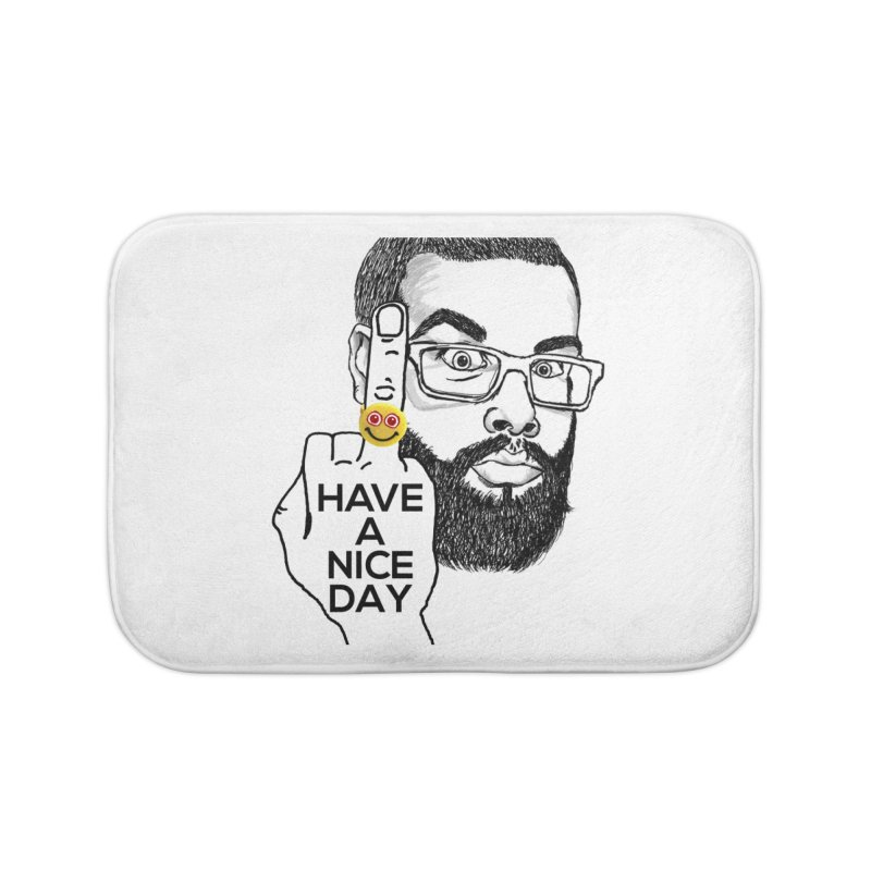 Mr. H supports the HAND GESTURE FOR eARTh Home Bath Mat by H.A.N.D. GESTURE FOR eARTh! • View COLLECTIONS Too