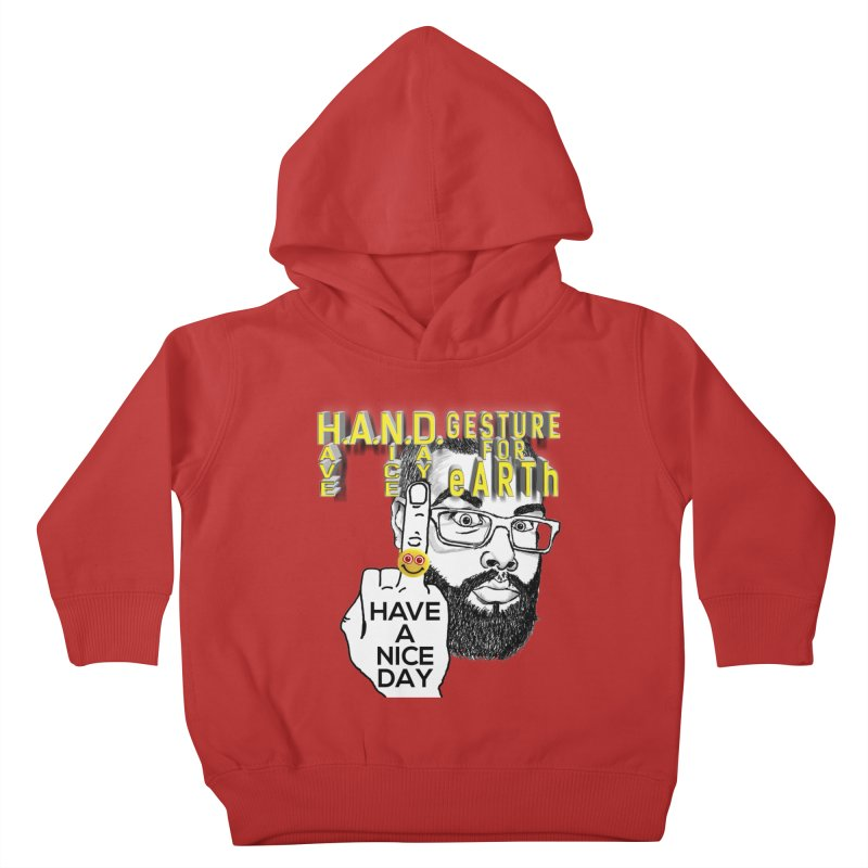 H.A.N.D. Poster supports the HAND GESTURE FOR eARTh Kids Toddler Pullover Hoody by H.A.N.D. GESTURE FOR eARTh! • View COLLECTIONS Too