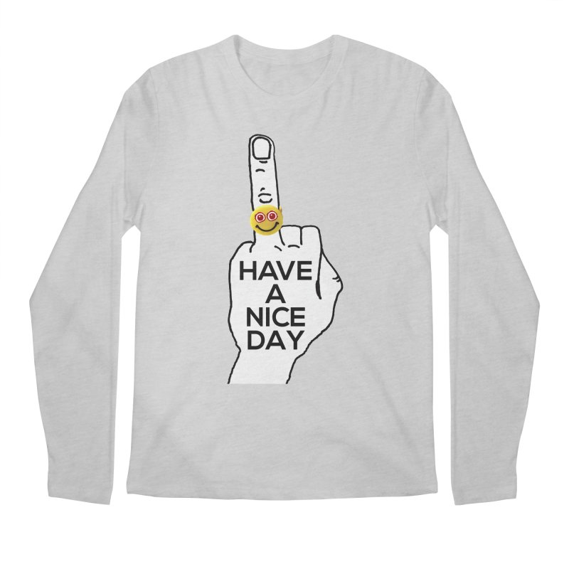 HAND GESTURE FOR eARTh Men's Regular Longsleeve T-Shirt by H.A.N.D. GESTURE FOR eARTh! • View COLLECTIONS Too