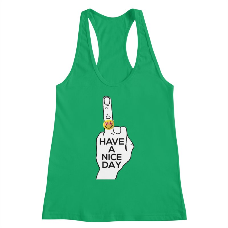 HAND GESTURE FOR eARTh Women's Racerback Tank by H.A.N.D. GESTURE FOR eARTh! • View COLLECTIONS Too