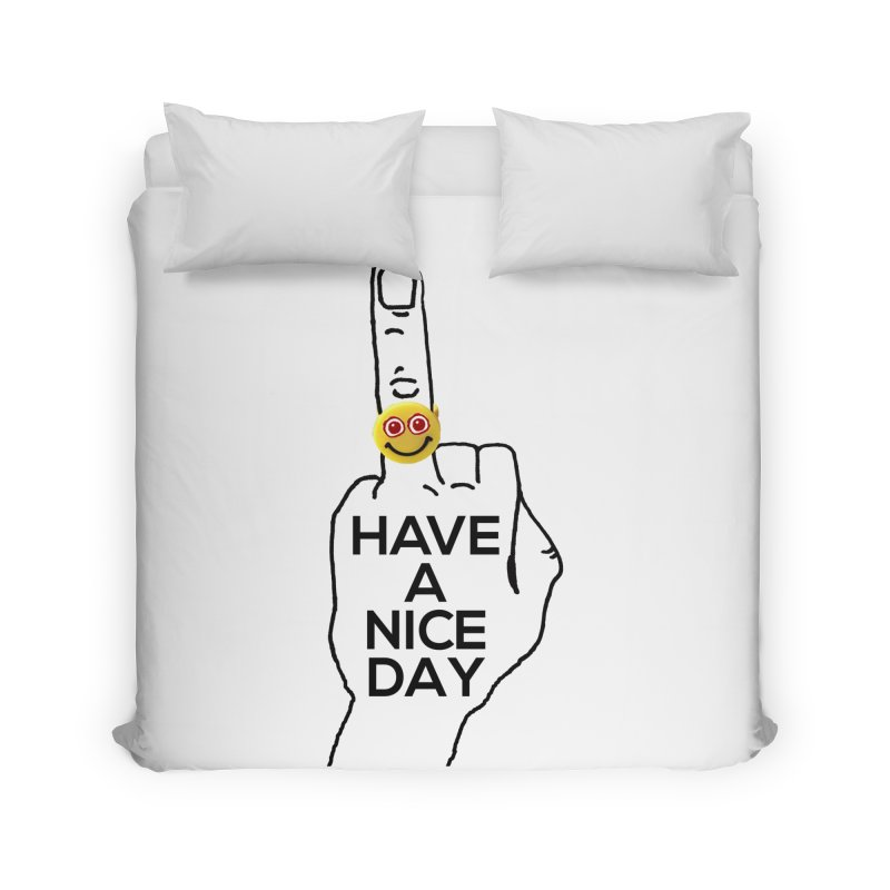 HAND GESTURE FOR eARTh Home Duvet by H.A.N.D. GESTURE FOR eARTh! • View COLLECTIONS Too