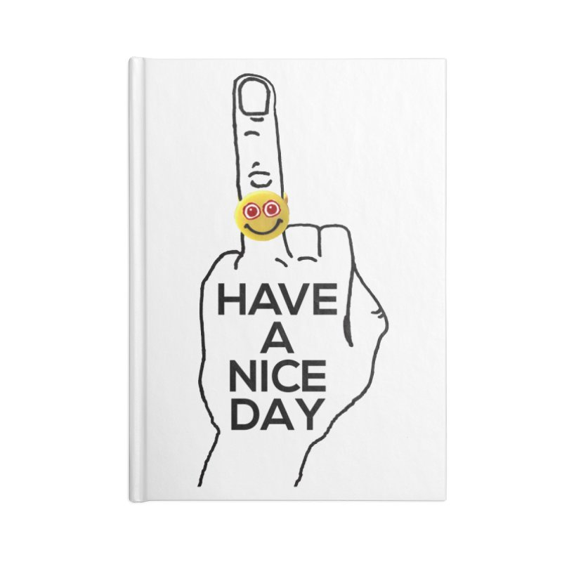 HAND GESTURE FOR eARTh Accessories Blank Journal Notebook by H.A.N.D. GESTURE FOR eARTh! • View COLLECTIONS Too