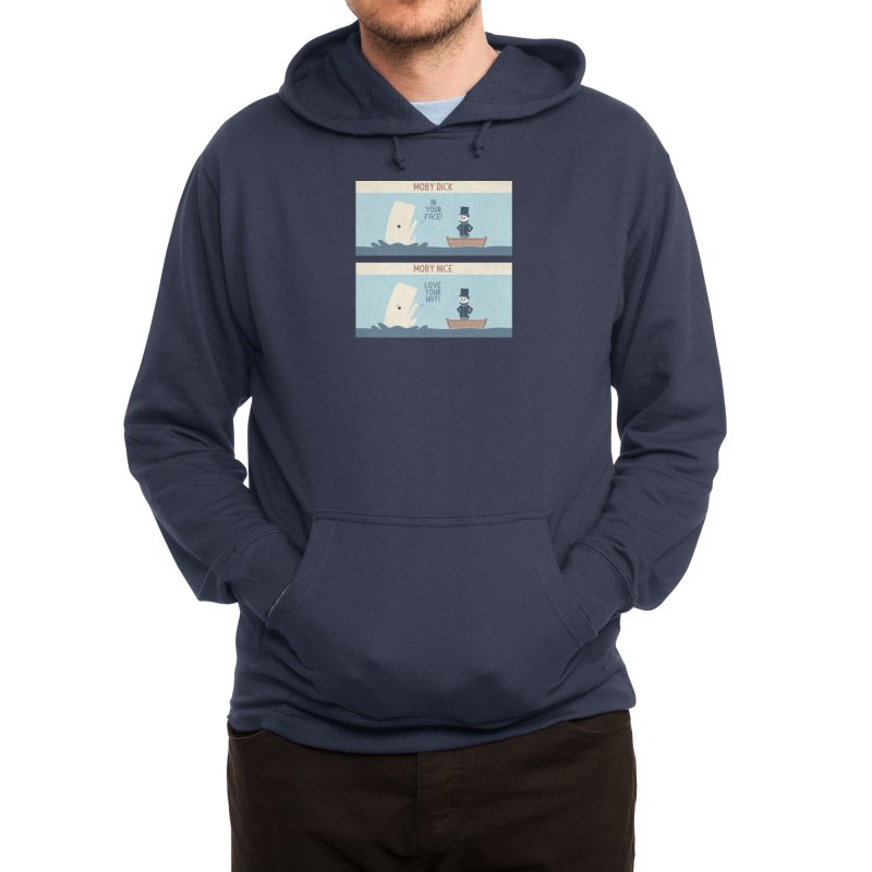 Moby Men's Pullover Hoody by