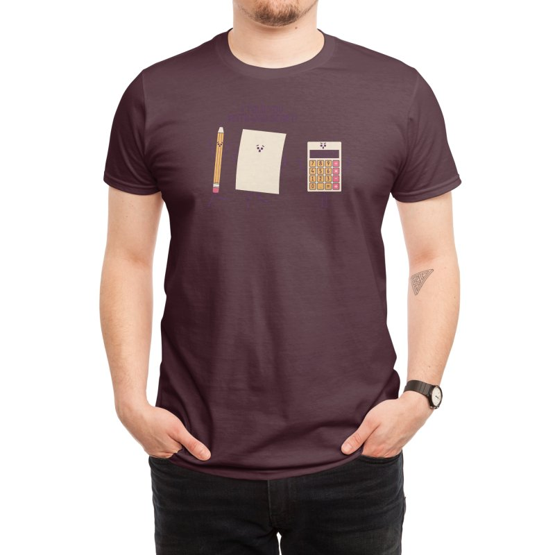 Scary Men's T-Shirt by handsoffmydinosaur
