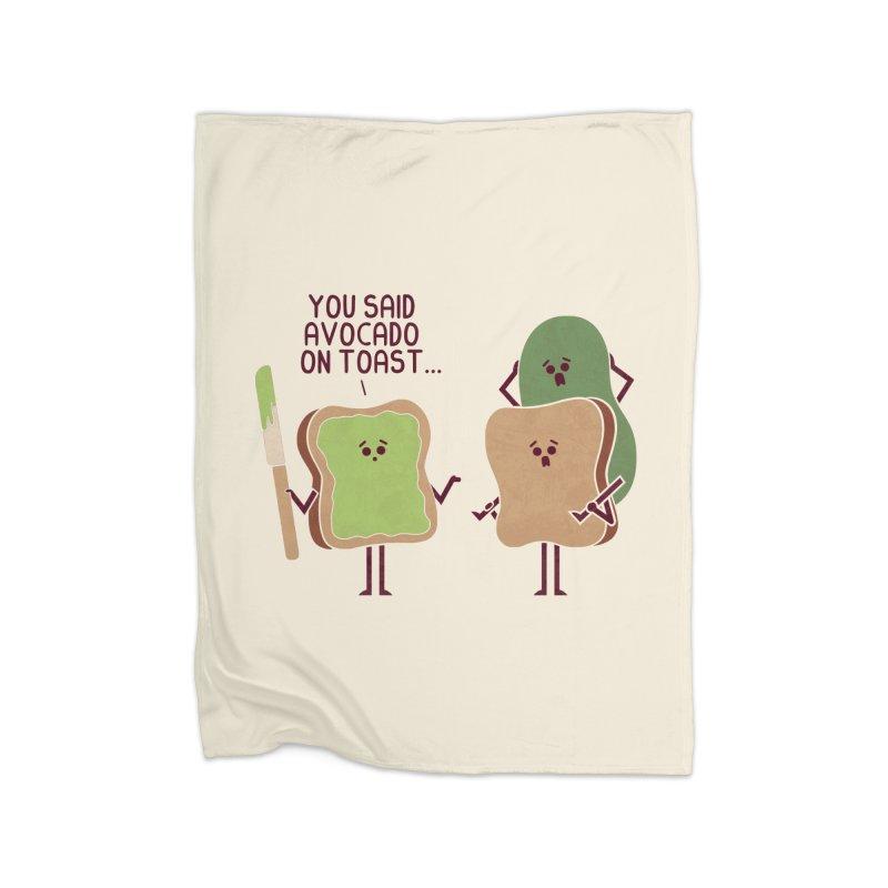 Tragic Misunderstanding Home Blanket by