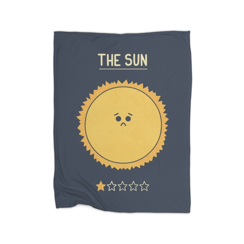 One Star Home Blanket by