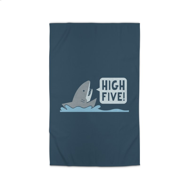 High Five Home Rug by