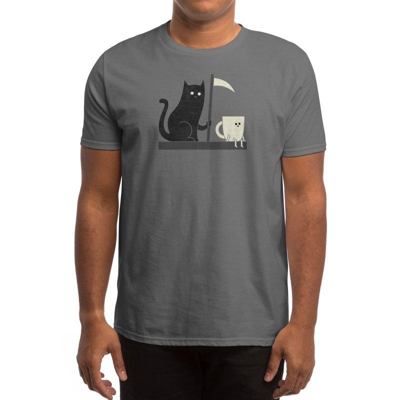 Impending Doom Men's T-Shirt by handsoffmydinosaur