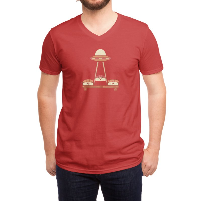 The Abduction Men's V-Neck by