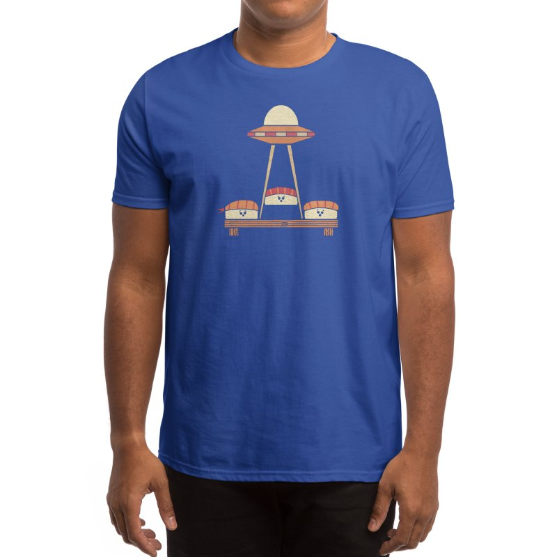 The Abduction Men's T-Shirt by