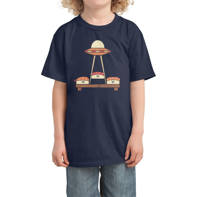 The Abduction Kids T-Shirt by