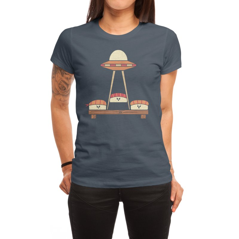 The Abduction Women's T-Shirt by