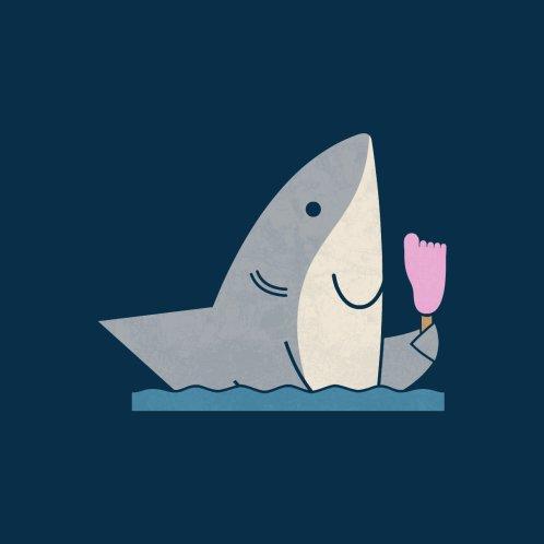 Design for Ice Cream Shark