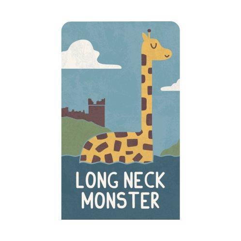 Design for Long Neck Monster