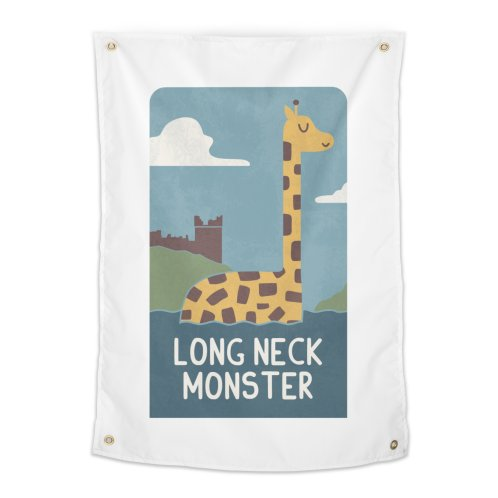 image for Long Neck Monster