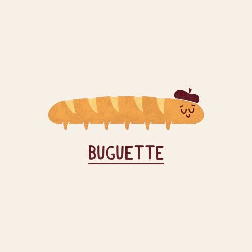 Design for Buguette