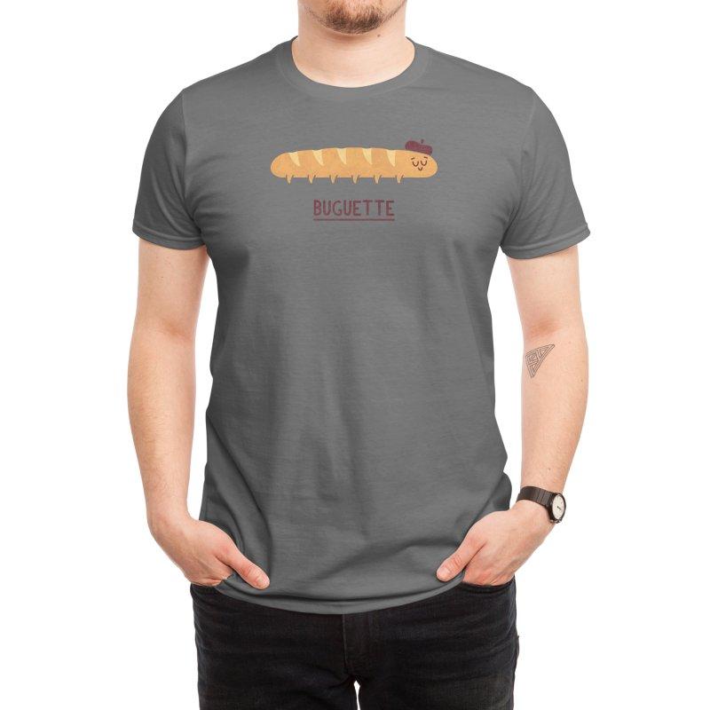 Buguette Men's T-Shirt by handsoffmydinosaur