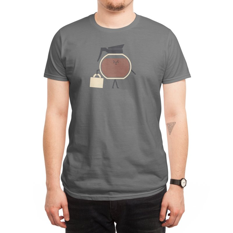 To The Office Men's T-Shirt by handsoffmydinosaur