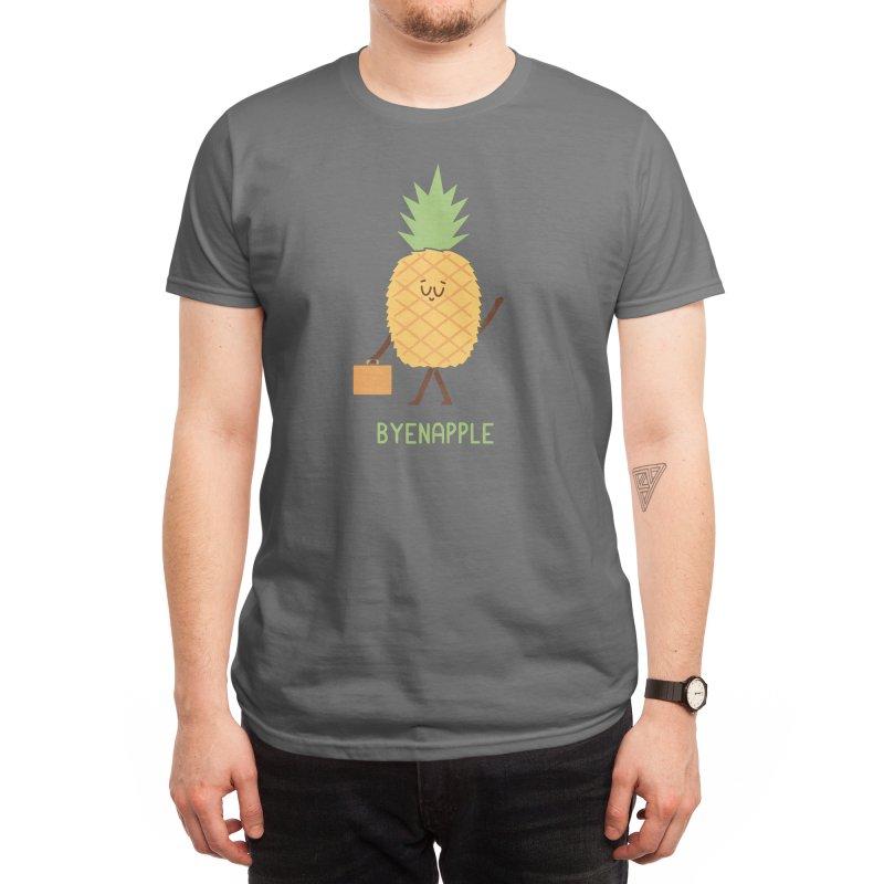 Byenapple Men's T-Shirt by handsoffmydinosaur