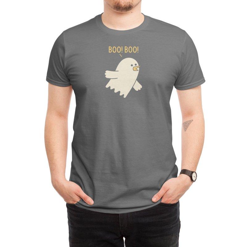 Boord Men's T-Shirt by handsoffmydinosaur
