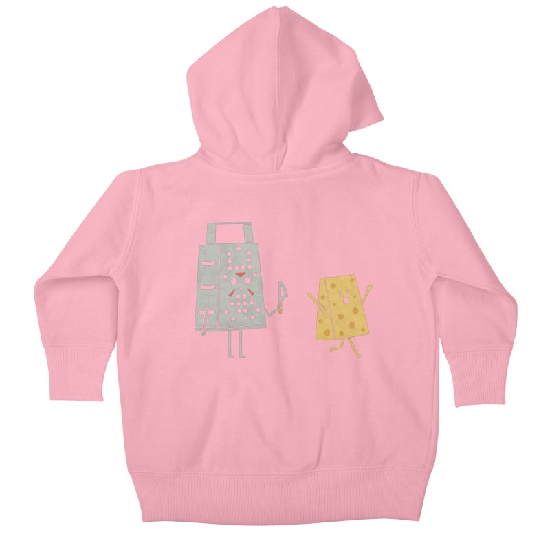 Jason Gorecheese Kids Baby Zip-Up Hoody by