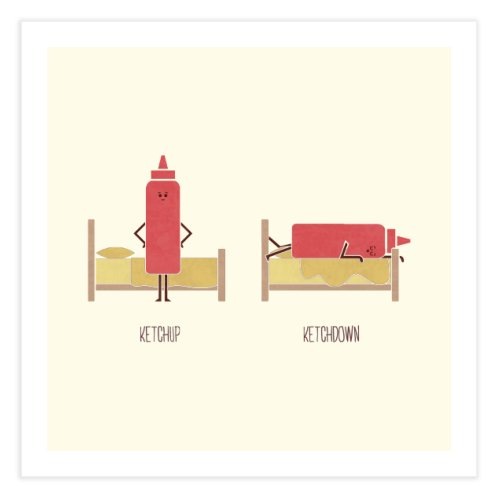 image for Opposites - Ketchup